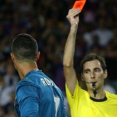 Апелляция по дисквалификации Роналду отклонена