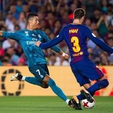 """""""Реал Мадрид"""" – """"Барселона"""": стартовые составы"""