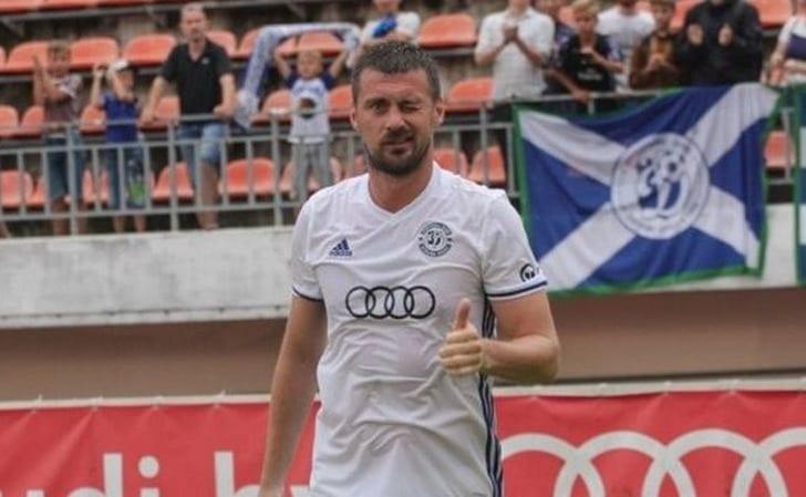 Милевский забил гол вматче против солигорского «Шахтера»