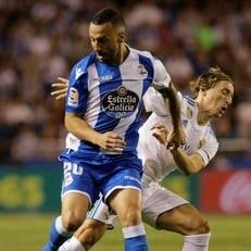 """Реал Мадрид"" не испытал трудностей в матче с ""Депортиво"""