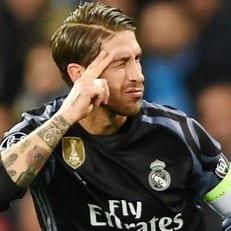 """""""Реал Мадрид"""" будет апеллировать по поводу удаления Рамоса"""