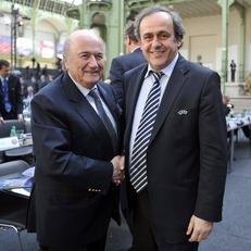 Блатеру и Платини грозят новые обвинения в коррупции