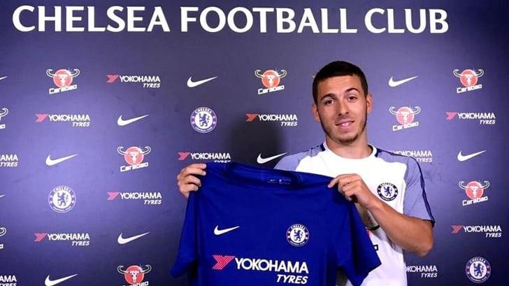 Челси купил Килиана Азара