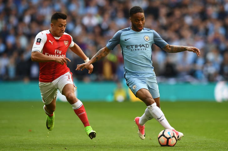 «Манчестер Сити» может обменять Стерлинга наСанчеса