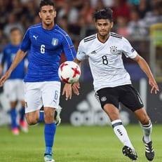 Хартель заменит Дауда в заявке сборной Германии U-21