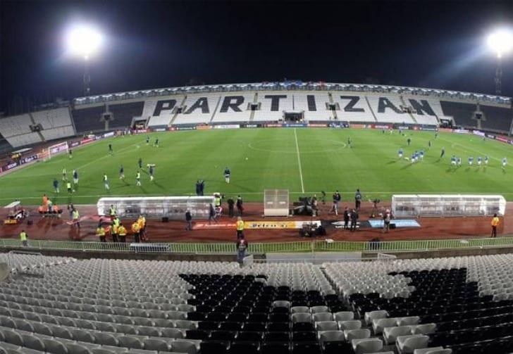 Матч Лиги Европы «Партизан»— «Динамо» будут играть без наблюдателей