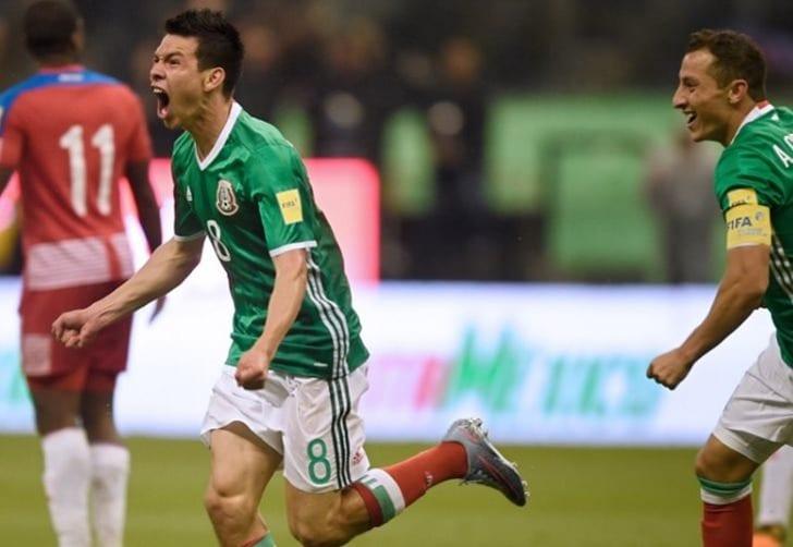 Сборная Мексики гарантировала себе выход наЧМ