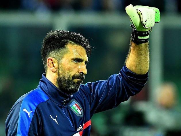 Джанлуиджи БУФФОН: «Италия покажет футбол хорошего качества»