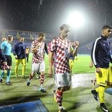 ФИФА постановила доиграть матч Хорватия - Косово сегодня