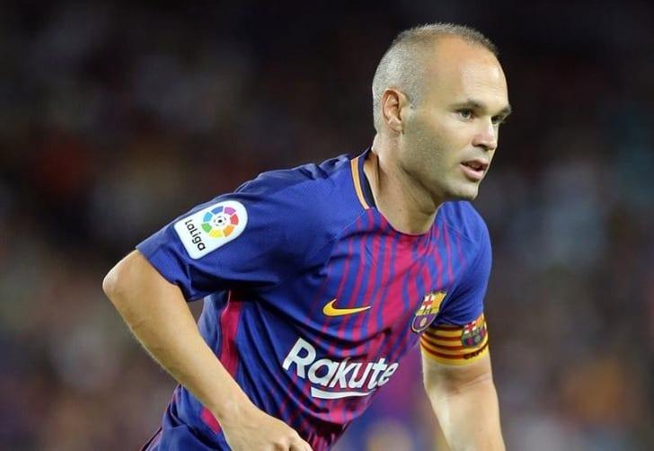 «Барселона» иИньеста согласовали новый договор