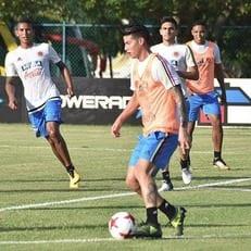 Хамес Родригес готов к матчу против Бразилии