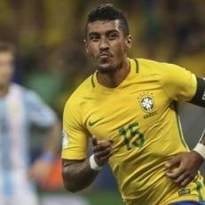 Паулиньо назначен капитаном сборной Бразилии на матч против Колумбии