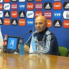 Сампаоли опроверг слухи о конфликте с игроками сборной Аргентины