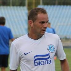 Чеберячко завершил профессиональную карьеру футболиста