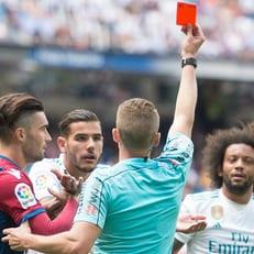 Марсело может получить дисквалификацию на 4 матча