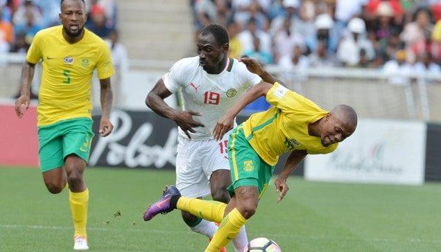 Сенегал: Южноафриканская федерация футбола дала согласие  переиграть матч отбора ЧМ-2018 ЮАР