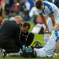 Владимир Костевич пропустит 2 месяца из-за травмы