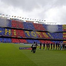 """""""Барселона"""" и """"Леганес"""" могут быть наказаны за действия болельщиков"""