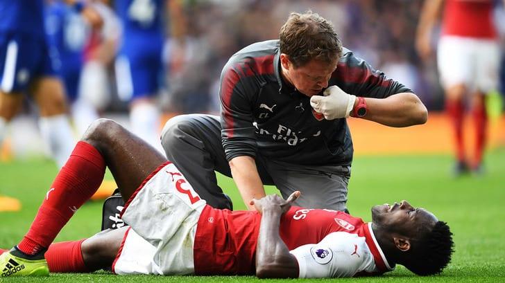 Уэлбек получил серьезную травму паха вматче с«Челси»