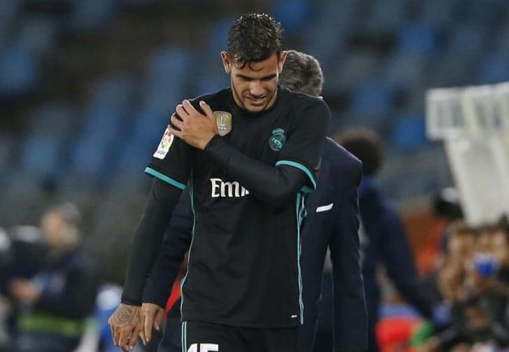 «Реал» насвоем поле проиграл «Бетису»