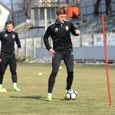 Владислав Калитвинцев не выйдет на поле до конца года