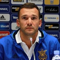 Шевченко объявил состав сборной Украины на ближайшие матчи