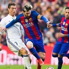 Роналду, Месси и Неймар претендуют на звание игрока года от ФИФА