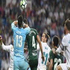 "Мадридский ""Реал"" сенсационно уступил ""Бетису"""