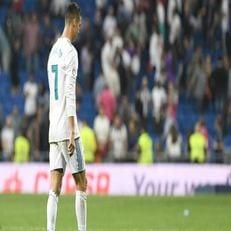 """Мадриский """"Реал"""" прервал голевую серию на 74-м матче"""
