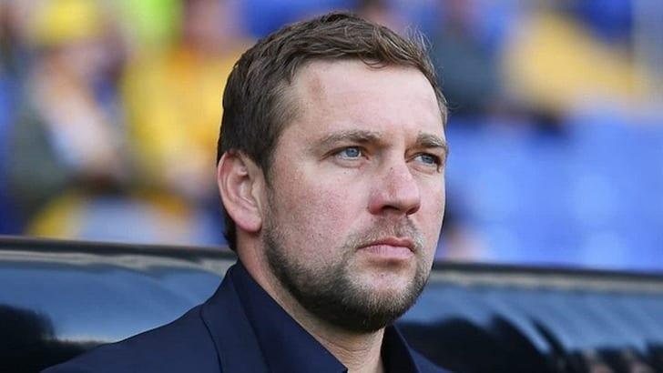 Александр Севидов уволен споста основного тренера «Мариуполя»