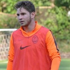 Арабидзе вызван в молодежную сборную Грузии