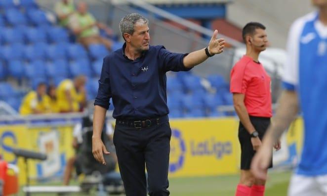 Главный тренер Лас-Пальмаса подал вотставку