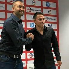 Хавьер Савиола начал тренерскую карьеру