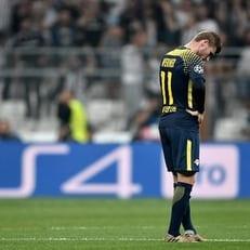 """Вернер не смог доиграть матч с """"Бешикташем"""" из-за шума на стадионе"""