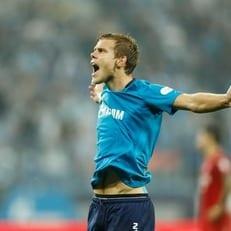 Кокорин признан лучшим игроком недели в Лиге Европы
