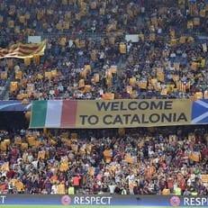 """В случае обретения независимости Каталонии, """"Барселона"""" может присоединиться к АПЛ"""