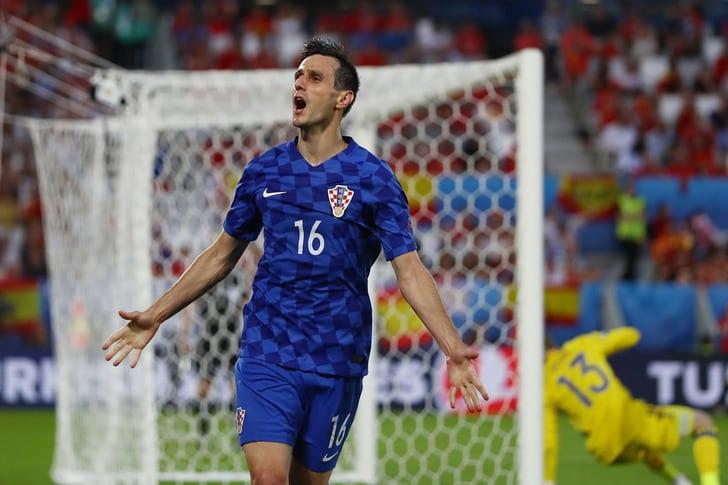 Один излидеров сборной Хорватии несыграет против Украинского государства