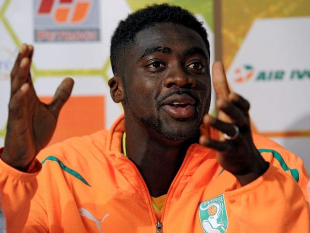 Туре пополнил тренерский состав сборной Кот-д'Ивуара