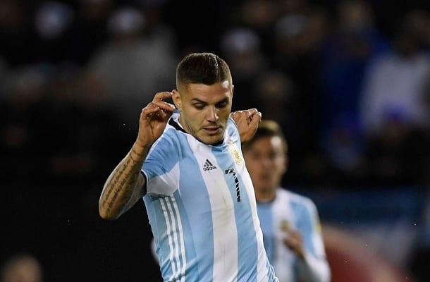 Аргентина потеряла очки вдомашнем матче сПеру