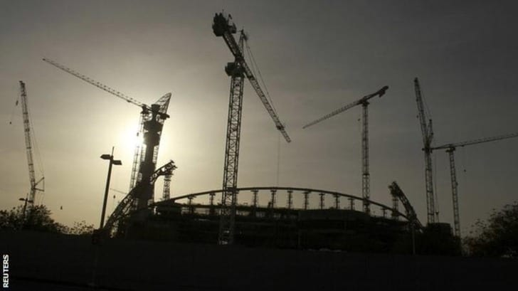 Катар может непринять чемпионат мира— Доклад Cornerstone Global