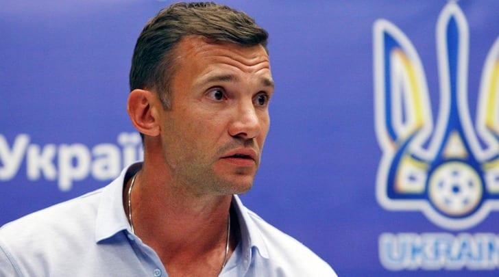 Шевченко поведал осложностях игры вматче сборной Украины сКосово