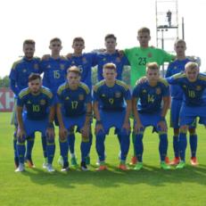 Украина U-19 обыграла Норвегию и вышла в следующий раунд