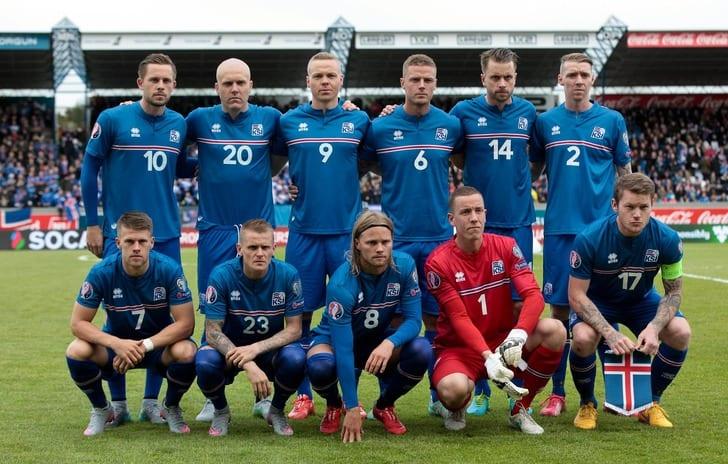 Сборная Исландии впервый раз вышла наЧемпионат мира