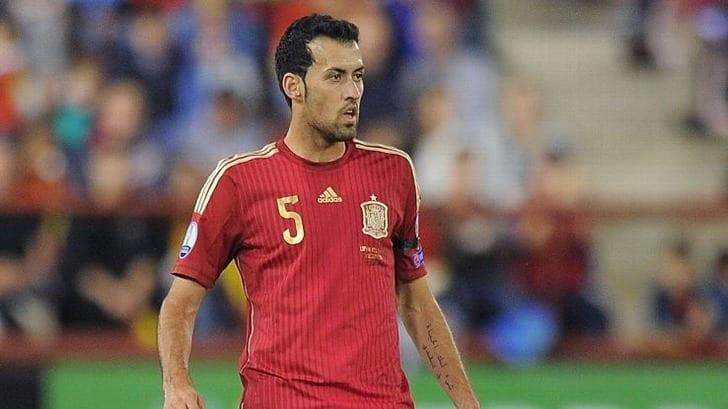 Израиль— Испания. Бускетс проведет 100-й матч загостей