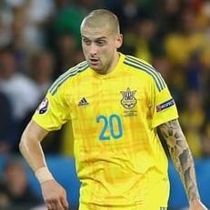 Ракицкий – лучший игрок сборной Украины в матче с Хорватией