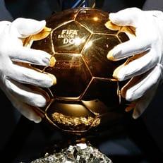 Стала известна еще одна пятерка номинантов на Золотой мяч 2017