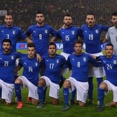 Италия сыграет в два нападающих в матче с Албанией