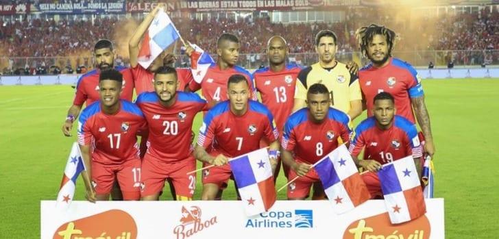 Картинки по запросу сборная панама фото