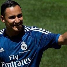"""Навас поможет """"Реал Мадриду"""" в матче с """"Тоттенхэмом"""""""