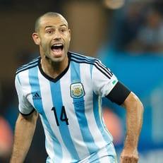 Маскерано хочет уйти из сборной Аргентины после ЧМ-2018